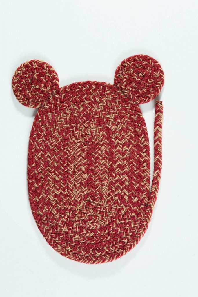 Mouse braided rugs accent with braided rugs and more for Rugs rugs and more rugs